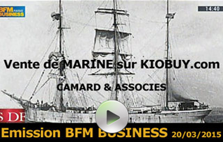 Emission BFM TV Business Vente Marine - Expert Philippe NEVEU