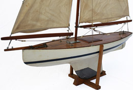 DANIEL's Yacht Model 36 Inches Restricted 1930